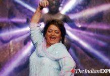 Saroj Khan is legendary choreographer