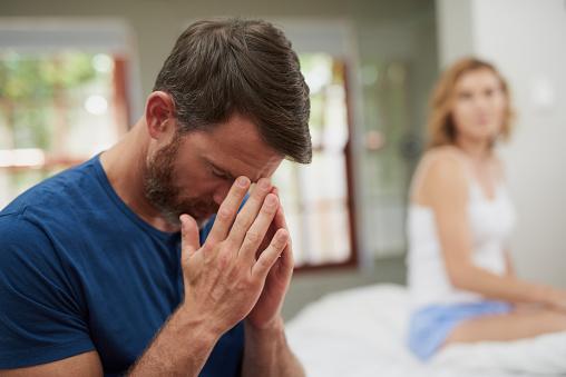 Depressed Husband